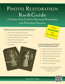 Photo Restoration Book